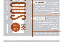 Etikett typografi