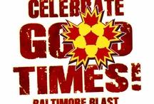 The Blast / by Baltimore Blast