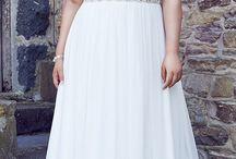 Hochzeit Kleid und Anzug