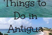 Travel - Antigua e Barbado