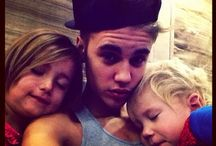 Justin Bieber family <3