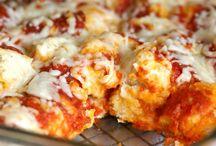 *Pizza & Pasta* / Pizzas, Pastas and various Italian dishes