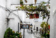 Vejer de la Frontera / A white magical unforgettable place in Andalusia, Spain.
