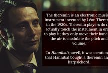 Hannibal Facts / Some fun facts about Hannibal