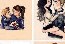 B~N~;* / Szerelemről egy fiúról akibe szerelmes vagyok. És a B az ő kezdő betűje az N pedig az én kezdőbetűm