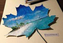 Inspiration till nya konstverk