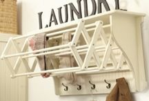 Laundry Room Ideas / by Chrissy Fralick