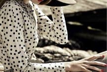 Dotty Devine / Fashion in Polka Dots / by Tammy Hillyer