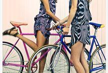 Zebra Jump dress / Little collection for summer fun