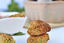 Veggie Balls & Patties