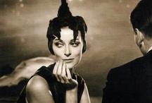 Carmen Dell'Orefice and vintage fashion