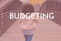 Budgeting Tips / budgeting tips, how to budget, saving money, how to save more money, how to budget for a household, how to budget for a family, grocery store budgeting, budgeting for food, how to pay off debt, debt repayment, personal finances 101, how to improve your personal finances, how to budget for your personal finances