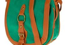 Bags. :) / by Katherine Cardona