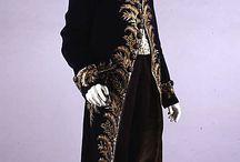 XIX male fashion