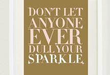 Sparkle - inspire