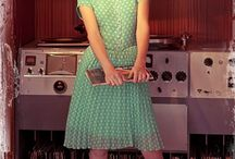 retro dinner party (clothes)