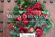 Christmas at The Urban Villa Boutique