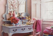 Vintage furniture  / by Emily Perakes