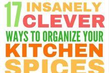 Kitchen spices