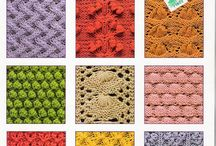 Knit Stitches / by Karen Strauss