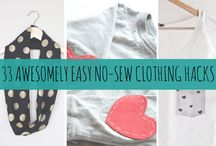 diy Clothing hacks