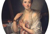 18th century hairstyles