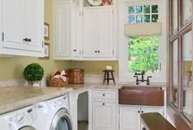 Laundry Room / by Holly Carr