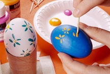Easter and springtime crafts / by Leslie Low