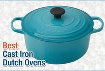 Best Cast Iron Dutch Ovens