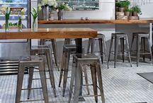 Hospitality bars & displays