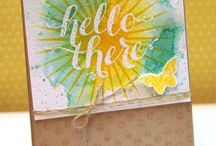 Stampin' Up! / by Allyson Bright