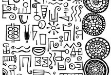Узоры • Patterns