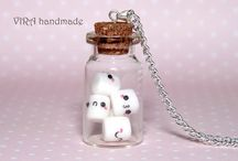 Bottle charms
