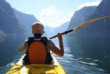 Touring & Sea Kayaking