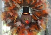 Halloween & Thanksgiving Crafts / by Becka Krueger
