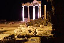Apollon Tapınağı / Manavgat Side Apollon Tapınağı