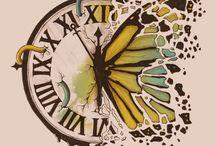Tatuaggi orologio