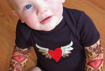 Tatoo Sleeve Baby