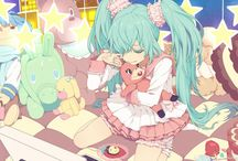 VOCALOID / by Star Twinkle