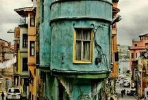 """Beautiful or strange buildings / People and animals sometimes are so creative in building their """"comfortzone""""!"""
