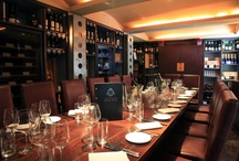 La Cave / With private dining for up to 15 guests amongst the wide array of wines, spirits, champagnes and cigars on display this boutique wine retailer is another wonderful area for use.