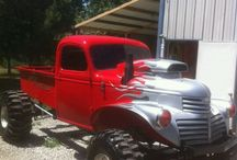 TRUCKS 1 TON PLUS / TRUCKS AND RIGS OF ALL SIZES AND ERAS
