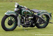 Vintage Motorbikes