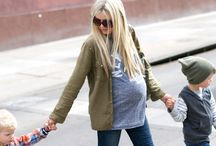 Just Baby Bumps / Embracing your bump and having fun with it! Stylish looks for you to wear!!