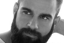 men's hair & beard
