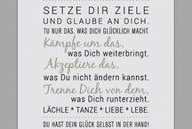 Druck/Print - Spruch - Zeichnung