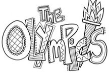 Olypmics Art
