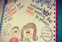 Anchor Charts / by Bobbi Jo