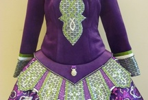 Dance Costumes / Our favourite selection of Irish Dance, Ballroom, Latin, American, Disco & Freestyle costumes