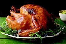 Thanksgiving 2012 / Thanksgiving meal plan
